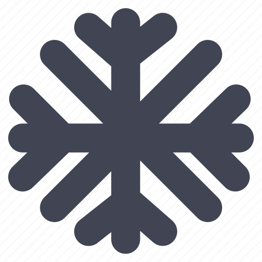 forecast, snow, snowflake, weather, winter icon