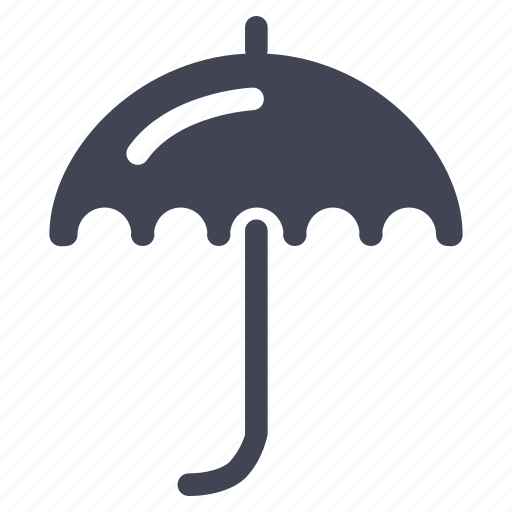 forecast, parasol, rain, umbrella, weather icon