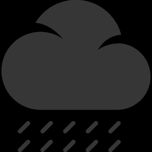 cloud, rain, sorm, weather icon
