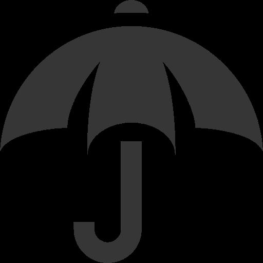 ubrella, weather icon