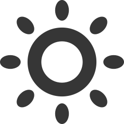 forecast, grey, summer, sun, weather icon