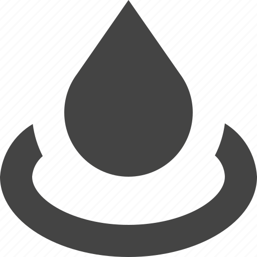 clean, drop, nature, water icon