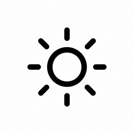 climate, meteorology, nature, sun, weather icon