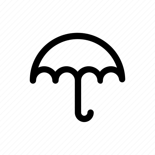Meteorology, climate, weather, umbrella, nature icon - Download