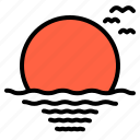 calm, indoors, living, professional, sunset, sweater icon