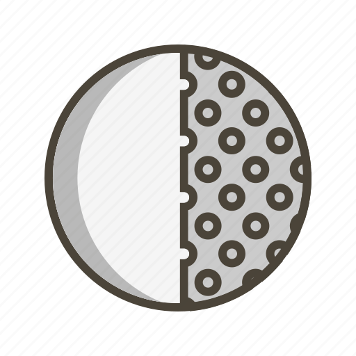 Forecast, moon, last quarter icon