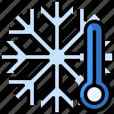 cold, meteorology, nature, rain, rainy, storm, weather icon