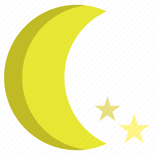 disturb, do, moon, night, not, sleep icon