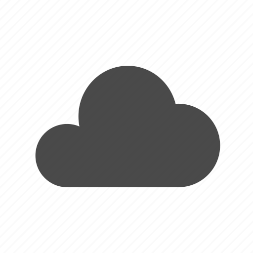 cloud, cloudy, data, forecast, sky, storage, weather icon