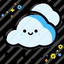 weather, rainy, cloud, forecast, rain