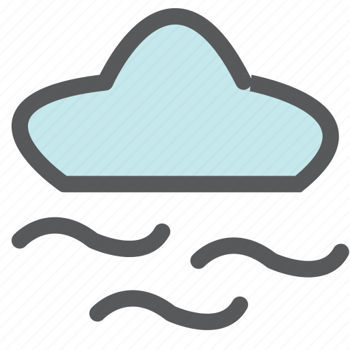 afternoon clouds, cloud, cloudy, cloudy weather, cold, headdress, hot, hot weather, night cloud, rainy weather, sun, wind weather icon