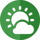 climate, coud, forecast, weather icon