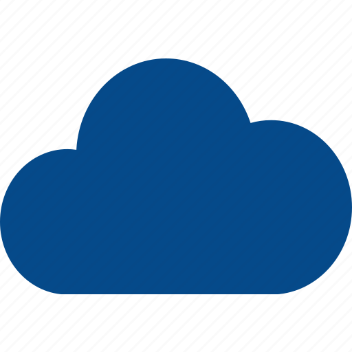 climate, cloud, cloudy, forecast, storage, sunny, weather icon
