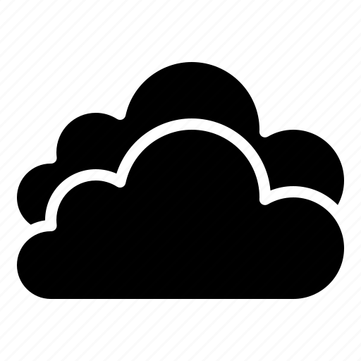 cloud, cloudy, meteorology, nature, rain, storm, weather icon