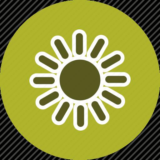 day, hot, sun, sunny icon