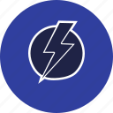electric, electrical, electricity, shock, wire icon