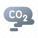 co2, environment, carbon dioxide, emission, pollution, industry, global warming