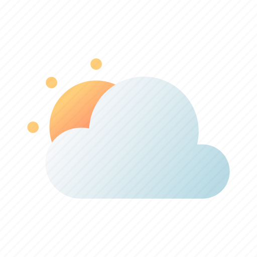 Cloudy, day, weather, forecast, sun, sunrise, meteorology icon - Download on Iconfinder