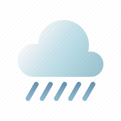 Pouring rain, meteorology, weather, storm, rainy, downpour, forecast icon - Download on Iconfinder
