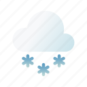 snowfall, winter, snow, weather, snowy, meteorology, cloud