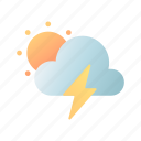 storm, day, weather, cloud, thunderstorm, forecast, meteorology