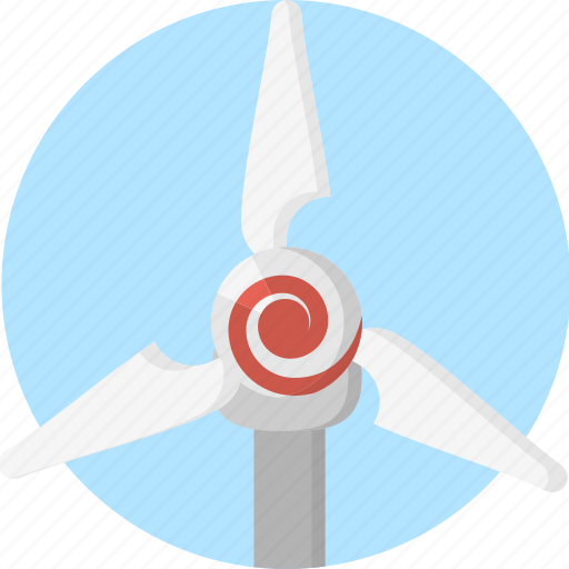 weather, wind, windmill icon
