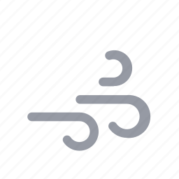 apple, blowing, cold, snow, weather, wind icon