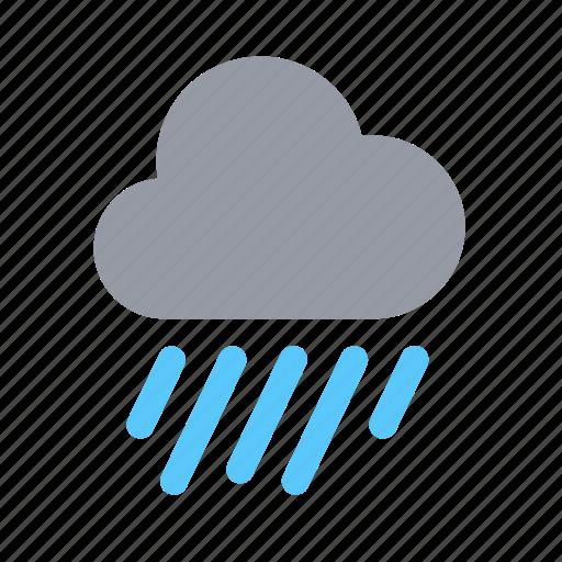 apple, heavy, ios, night, rain, raindrops, weather icon