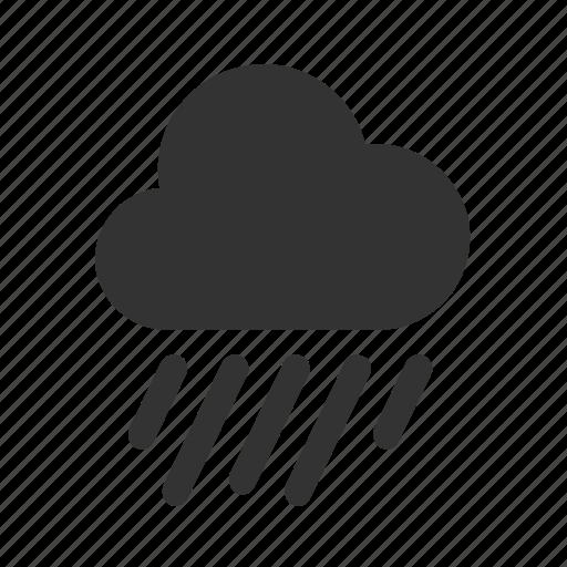 apple, heavy, ios, rain, raindrops, weather icon