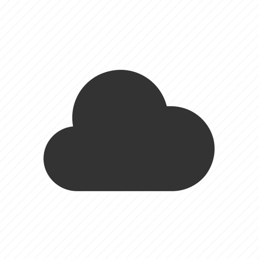 apple, cloud, cloudy, mostly cloudy, nebula, nebulosity, weather icon