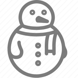 activity, snow, snowman, weather, winter icon