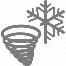 cold, snow, storm, weather, winter icon