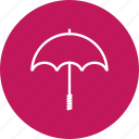 beach, cocktail, drink, umbrella, vacation icon
