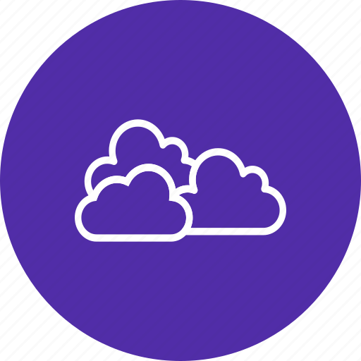 cloud, clouds, cloudy icon