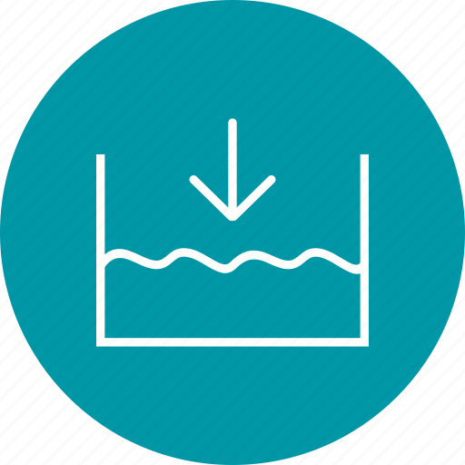 Below, level, sea icon - Download on Iconfinder