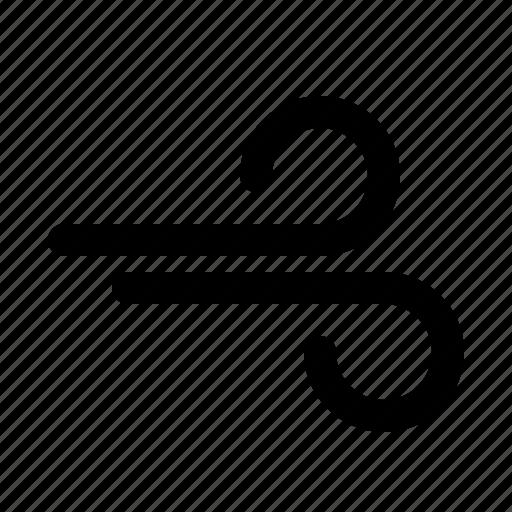 Fog, forecast, weather, wind icon - Download on Iconfinder