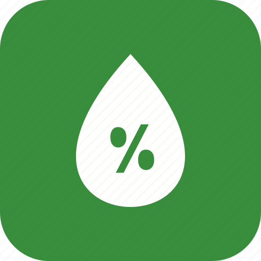 forecast, humidity, hydration, precipitation, temperature, weather icon