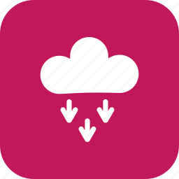cloud, cloudy, presipitation icon