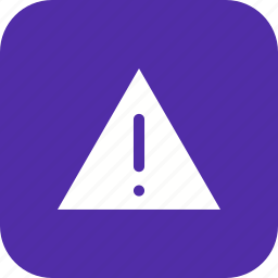 alarm, attention, board, error, exclamation, warning icon