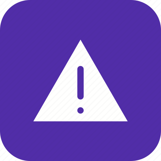 Board, warning, sign icon - Download on Iconfinder