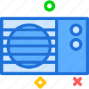 air, cold, conditioner, fresh, temperature icon
