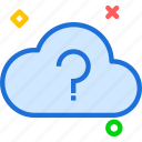 cloud, unknown, weather icon