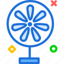 cool, fan, fresh icon