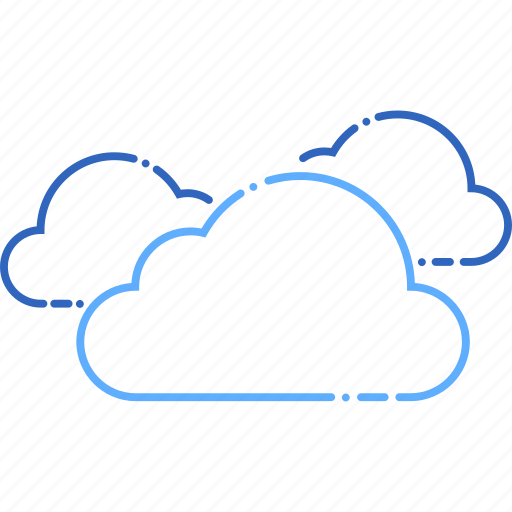 cloud, cloudy, day, forecast, sky, weather icon