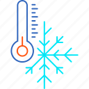 cold, forecast, ice, snow, temperature, weather, winter icon
