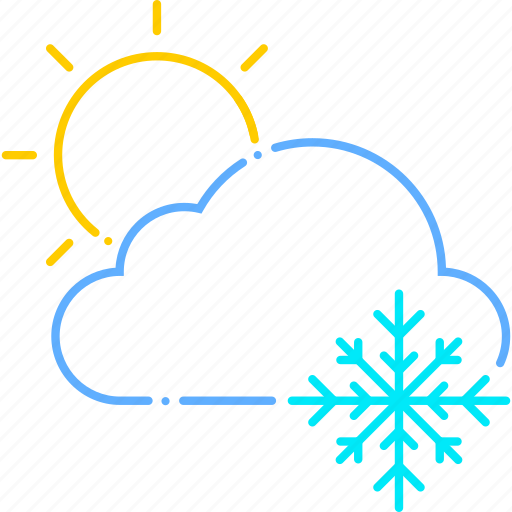 cold, forecast, freezing, frost, weather, winter icon