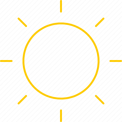 Day, forecast, summer, sun, sunny, weather icon - Download on Iconfinder