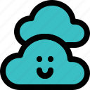 gloomy, clouded, cloudy, overcast, cloud, element, weather