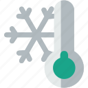 cold, forecast, snow, weather, winter icon