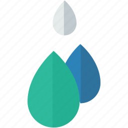 drop, forecast, rain, water, weather icon